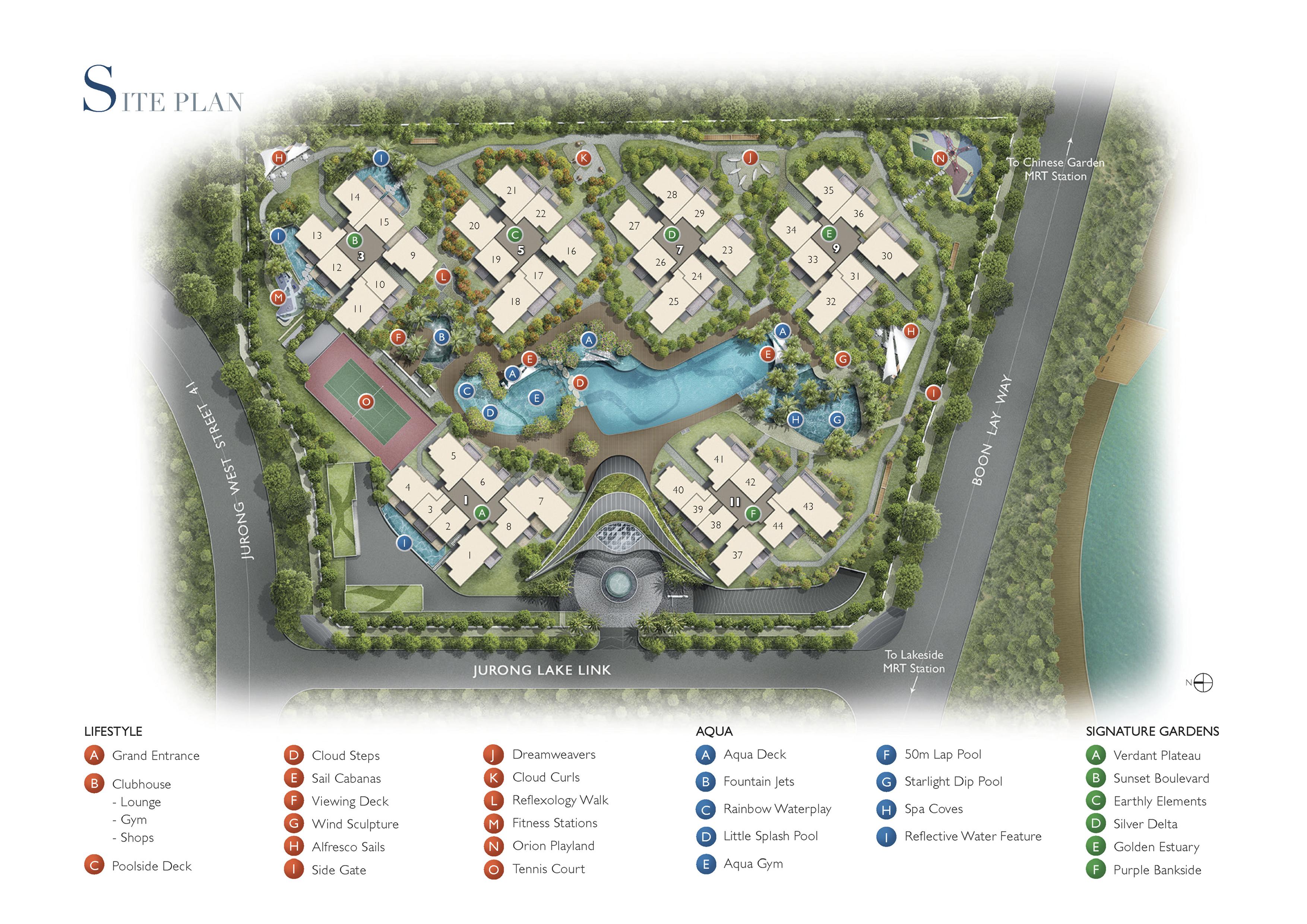 1463_LV Site Plan