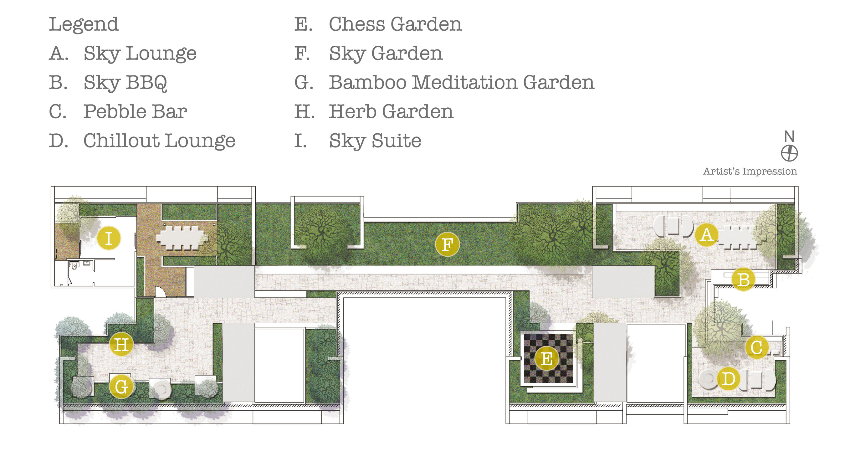 1504_Facilities Plan - Sky Living @ Roof Terrace