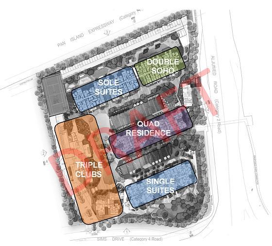 Draft Site Plan
