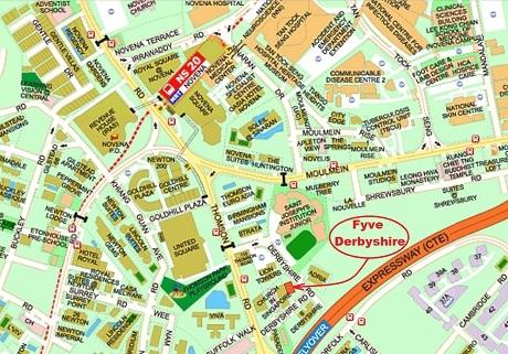 FD Location Map