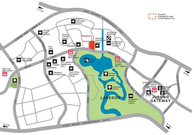 JWest-41-location-map