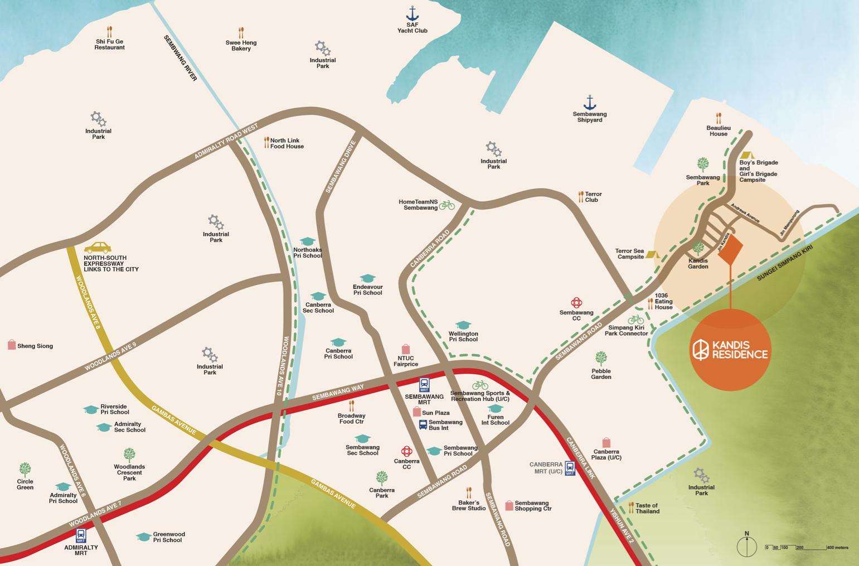 Kandis_Residence_Location_Map_2230717