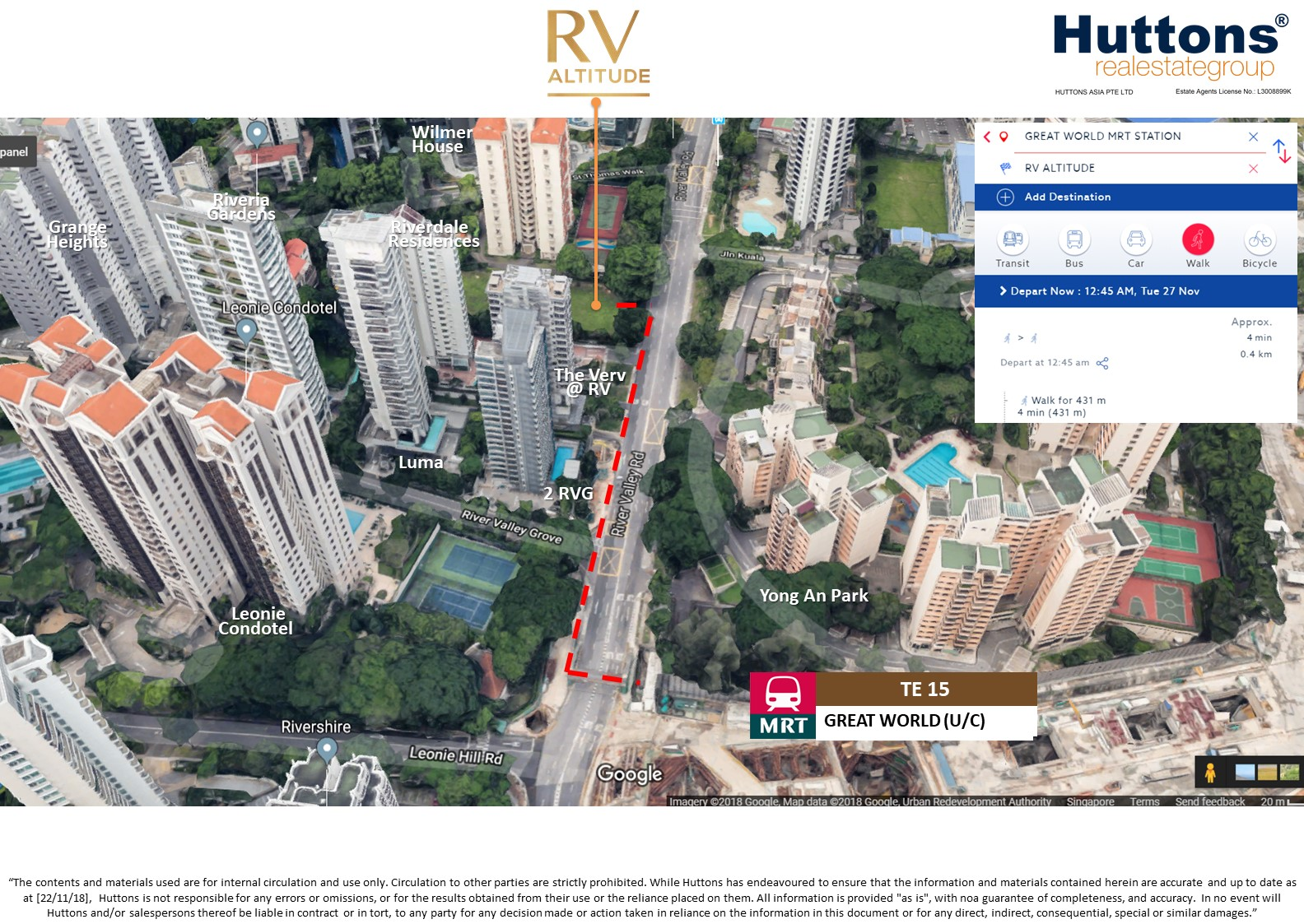 RVA_Walk to MRT