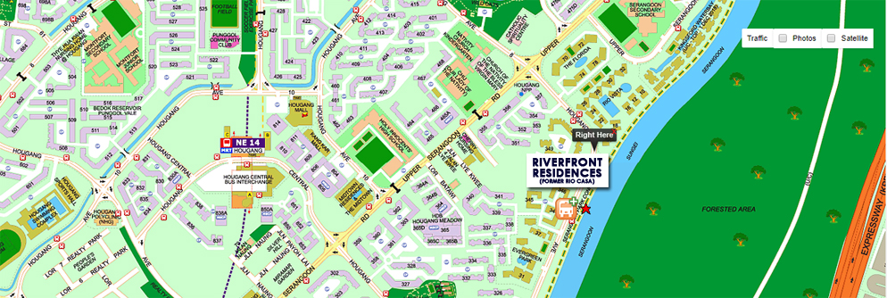 RiverfrontResidences-LocationMap