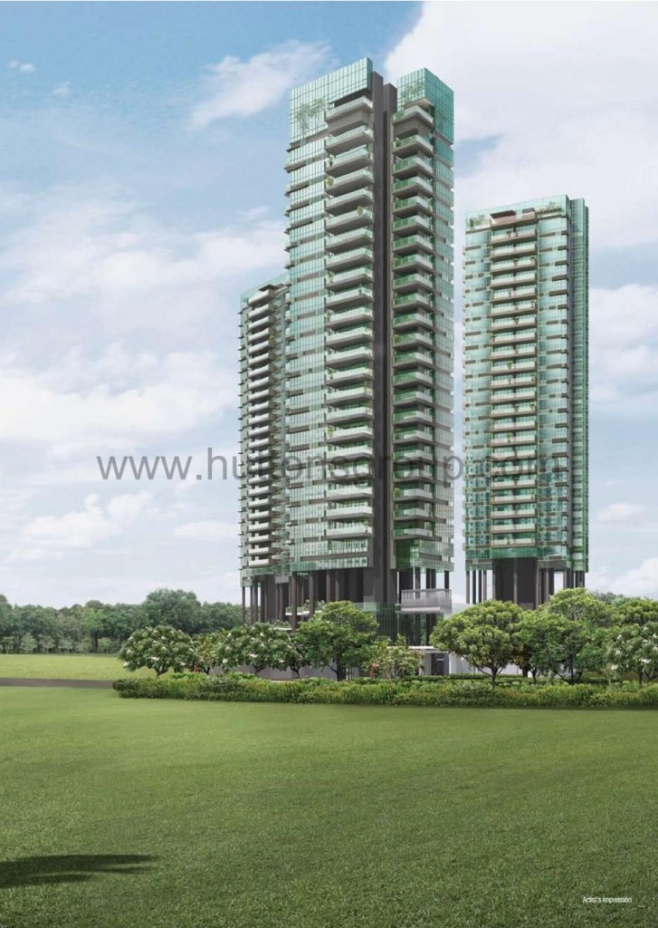 Skyline Residences Facade