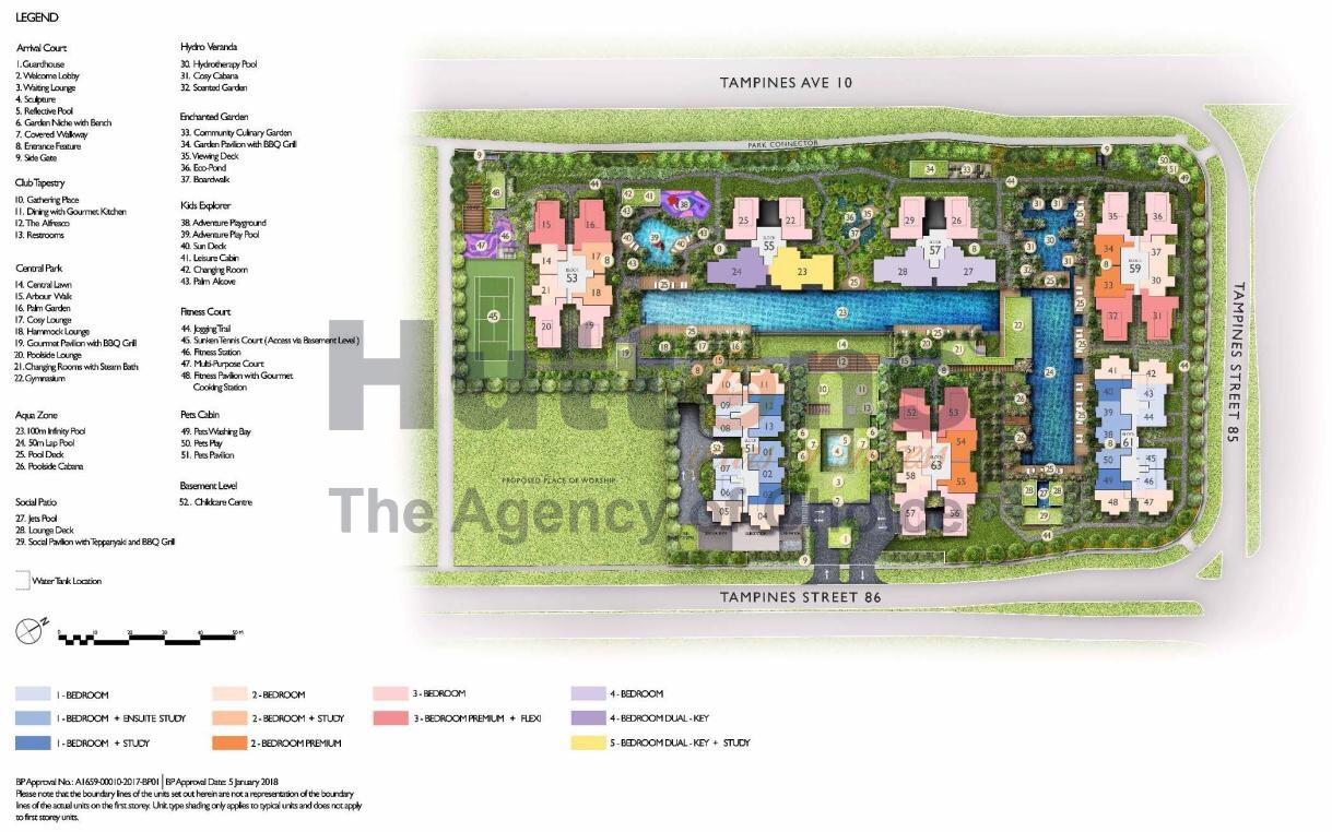 Tapestry_Site_Plan
