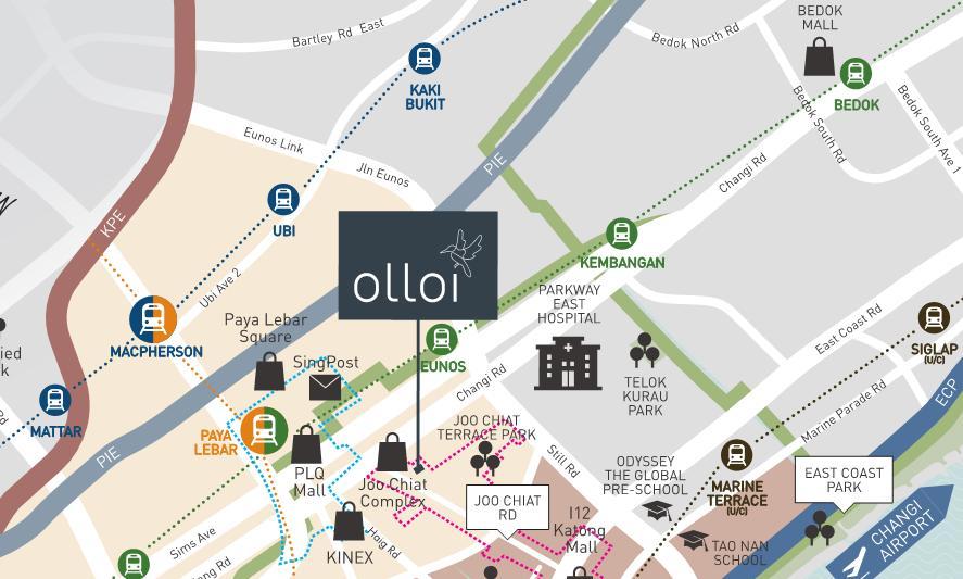 olloi map